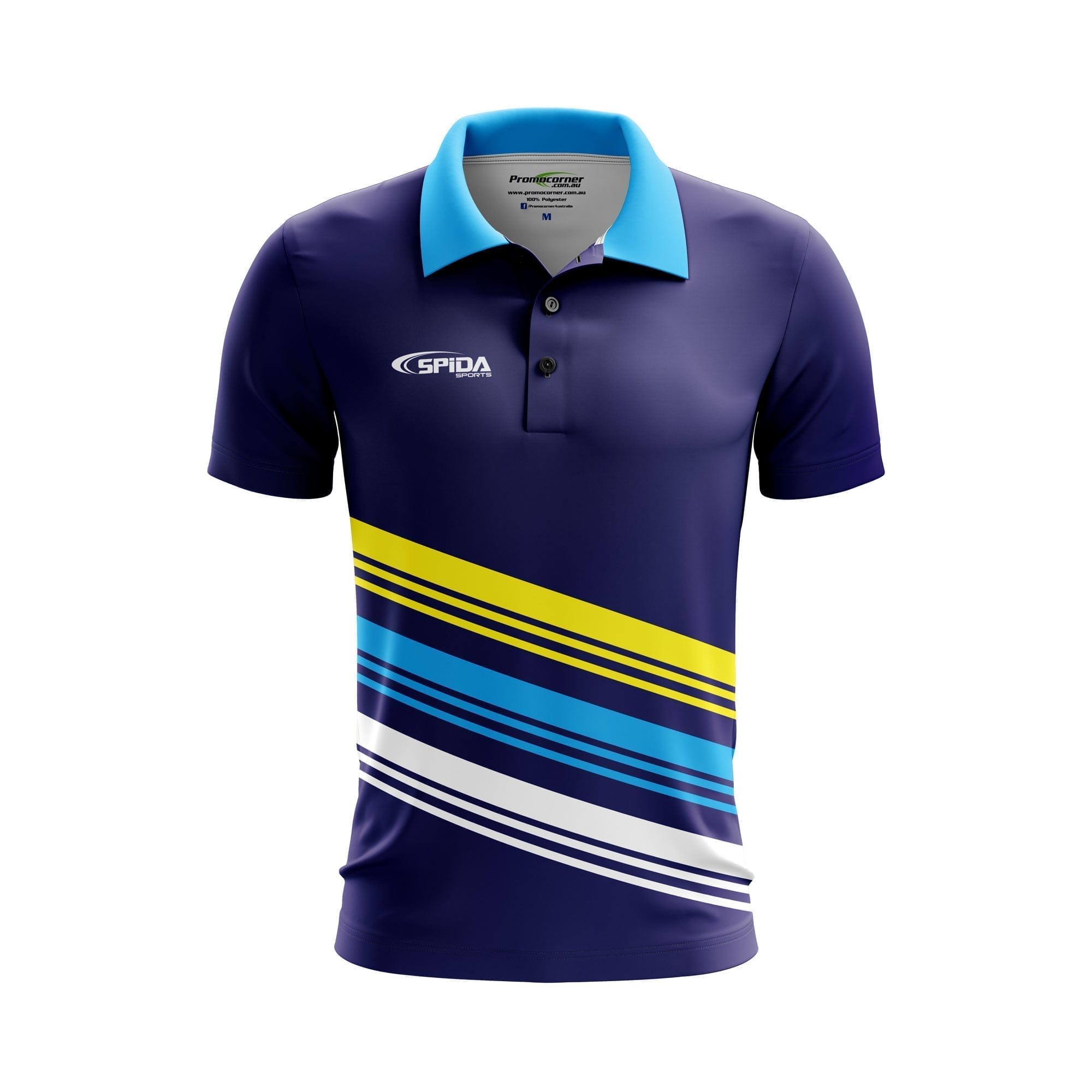 Vintage-Sublimated-Polo-Shirts-front